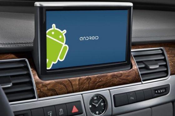 Androidos autó