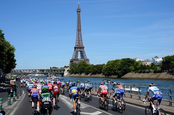 TENNIS: Tour de France-Stage Twenty